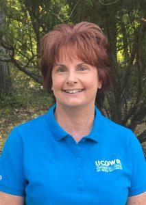 Staci Eakins, Administrative Assistant, UCOWR